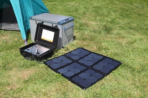 The Best Solar Generators For Camping Boating Amp Rvs