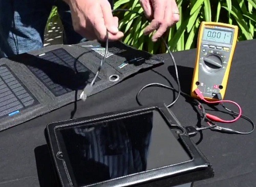 Solar Panel Charger Benefits