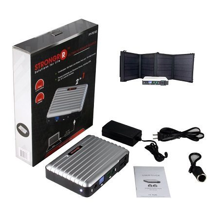 Silver LB1 High Performance PB160 Solar Generator