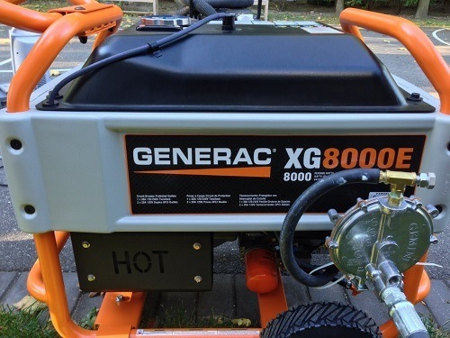 Use a Gas Generator
