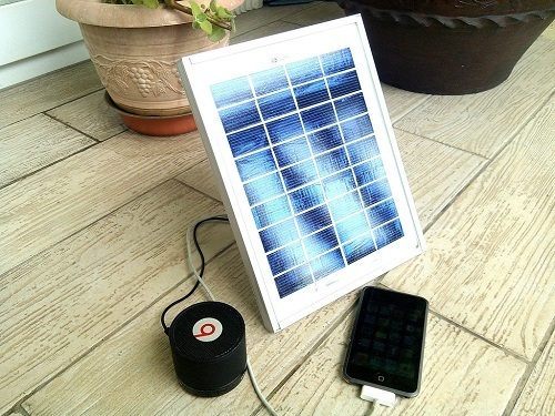 DIY Solar Panel Charger