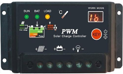 Controller for Solar Power