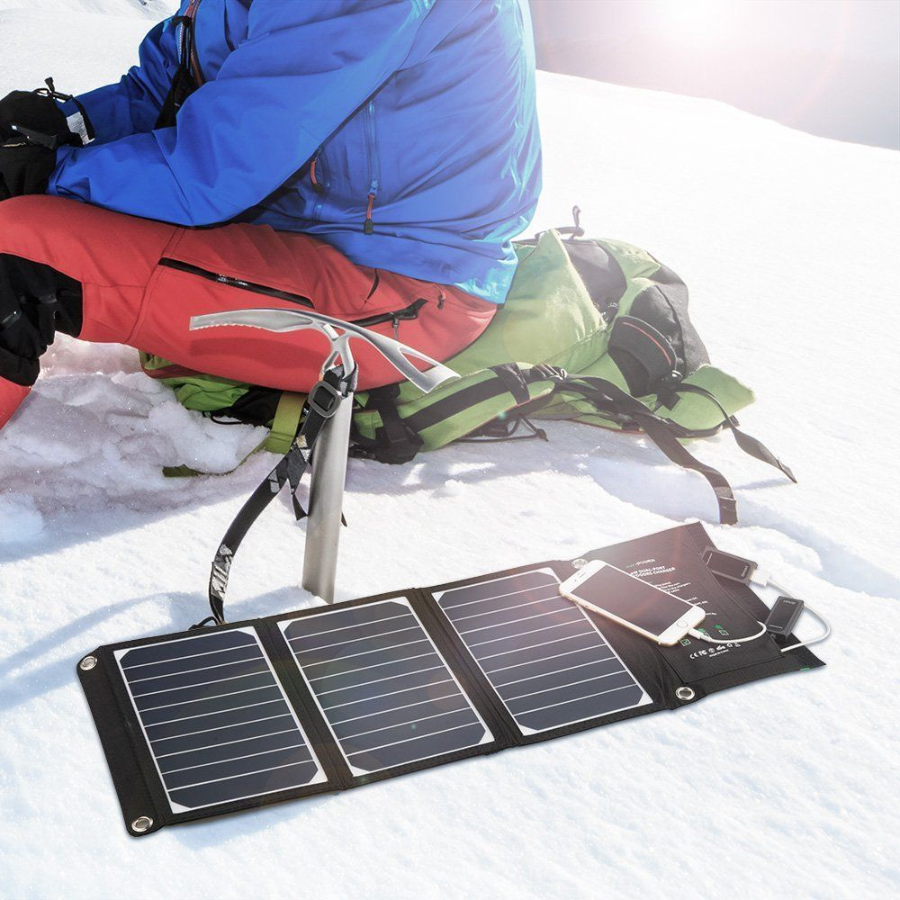 Best Solar Powered Phone Charger
