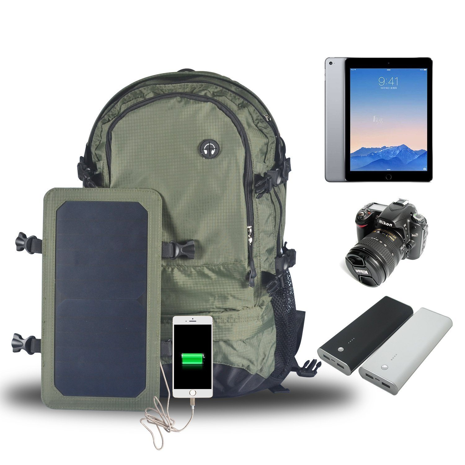 Best Solar Backpacks