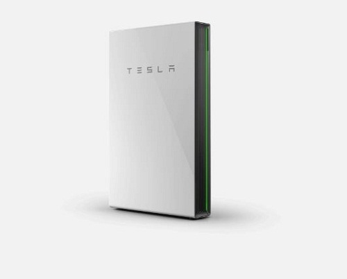 Tesla Powerwall battery system