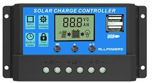 allpowers 10000mah solar charger review