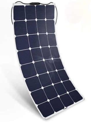 BougeRV Flexible Solar Panel