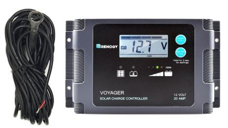 Renogy Voyager Waterproof Charge Controller