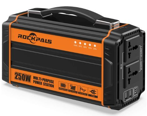 Rockpals Rechargeable Lithium Battery