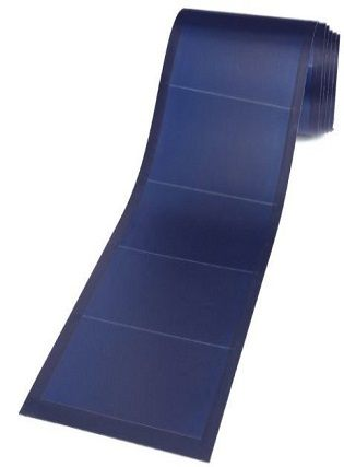 Uni-Solar PVL-136 Flexible Solar Panel