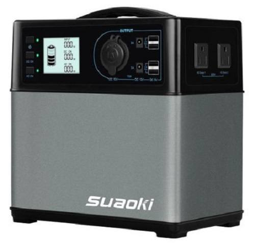 SUAOKI 300-Watt Portable Power Station