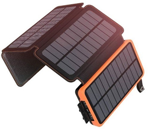 Soaraise 25Ah Solar Charger With Power Bank