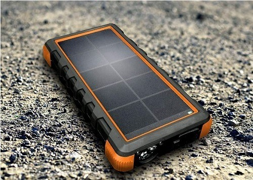 ToughTested 24Ah Portable Solar Power Bank