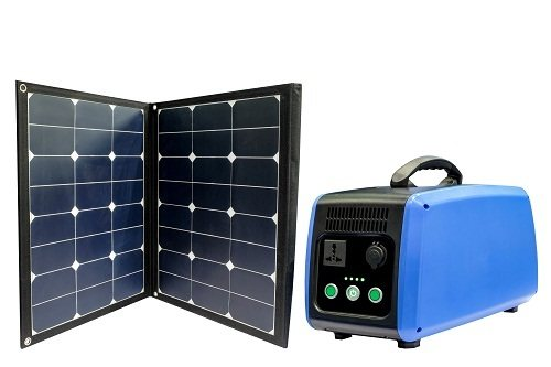 best solar generator for camping
