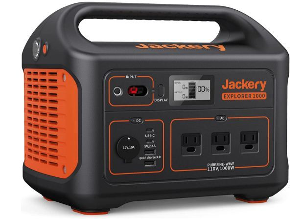 jackery battery review